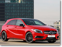 Posaidon Mercedes-Benz A 45 AMG - 445HP and 535Nm
