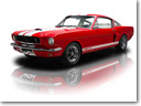 RK Motors Joins The Celebration Of Mustang's 50th Anniversary