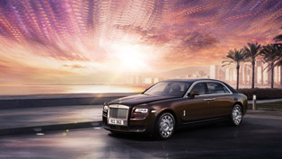 Rolls-Royce Ghost Series II Makes Debut In Geneva
