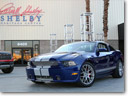 Shelby To Show Four Vehicles At The Ford Shelby Nationals Event