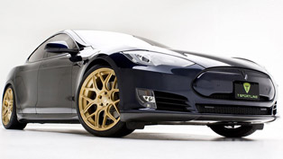Tesla Model S Performance - US Price $205,820