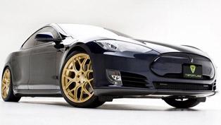 tesla model s performance - us price $205,820
