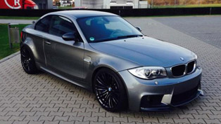 From BMW 1-Series 118d Coupe to 1M CSL with 555HP