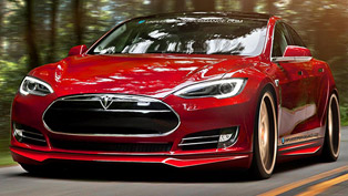 Unplugged Performance Tesla Model S - Styling Upgrades