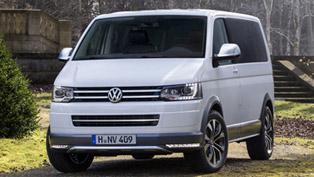 Volkswagen Multivan Alltrack Concept in Geneva