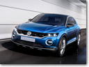 Volkswagen T-ROC Previews Possible Future SUV Design Treatment