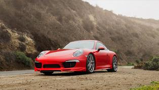 Vorsteiner Introduces V-GT Edition 991 Porsche Carrera S