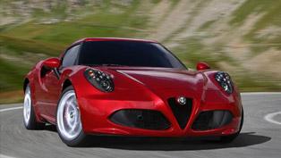 Alfa Romeo 4C To Mark Brand's Return In North America