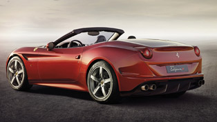 Ferrari California T - A Turbo Convertible [video]