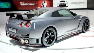 2014 Geneva Motor Show: Nissan GT-R Nismo