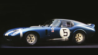 1964 Shelby Cobra Daytona Coupe Returns To Southern California