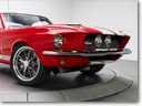 1967 Ford Shelby GT500 Tribute RK527 By RK Motors