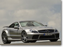 Mercedes SL 65 AMG Black Series vs Ferrari 458 Italia [video]