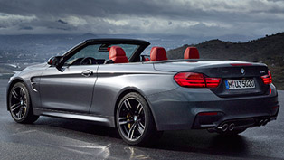 2015 BMW M4 Convertible - US Price $73,425