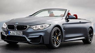 2014 BMW M4 Convertible - Just Amazing