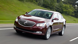 buick enters lacrosse ultra luxury interior package