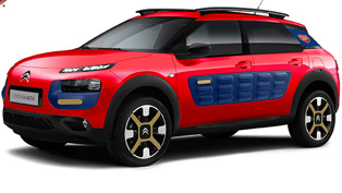2014 Citroen C4 Cactus Arsenal Edition