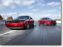 2014 Dodge Challenger and Charger Get New Scat Pack Stage Kits