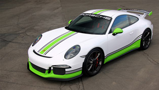 Fostla.de Wrapps-Up Porsche 991 GT3
