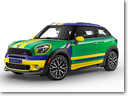 MINI Paceman GoalCooper – 2014 FIFA World Cup