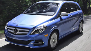 2014 Mercedes-Benz B-Class Electric Drive - US Price