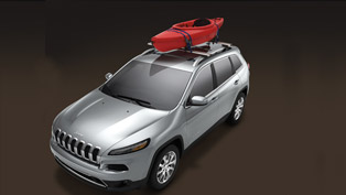 Mopar Customizes 2014 Jeep Cherokee