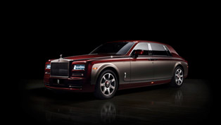 Rolls-Royce Unveils Pinnacle Travel Phantom