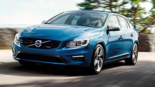 2014 Volvo V60 Plug-in Hybrid R-Design