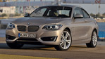 2015 BMW 2-Series 228i Coupe with Track Handling Package