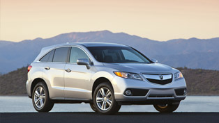 2015 Acura RDX Goes On Sale In The US