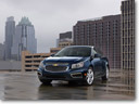 Chevrolet To Show 2015 Cruze In New York