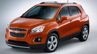 2015 Chevrolet Trax - US Spec [video]