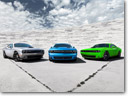 2015 Dodge Challenger Unveiled In New York