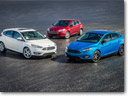 2015 Ford Focus And Focus Electric To Debut In New York