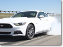 2015 Ford Mustang GT – Electronic Burnout Control System [video]