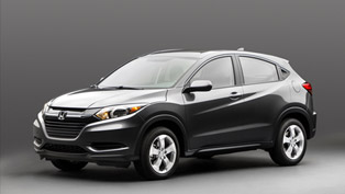 2015 Honda HR-V SUV: First Official Images