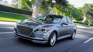 2015 Hyundai Genesis Goes On Sale