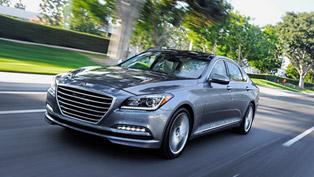 2015 Hyundai Genesis Goes On Sale