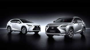 2015 Lexus NX Range Revealed Ahead Of Beijing Debut