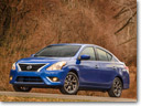 2015 Nissan Versa Sedan Debuts In New York