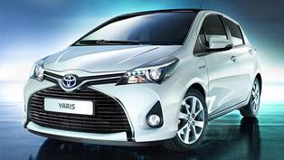 2015 Toyota Yaris Facelift