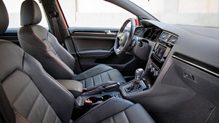 2015 Volkswagen Golf VII GTI - Best Interior