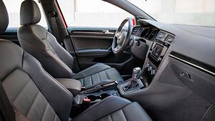 2015 Volkswagen Golf VII GTI - Best Interior
