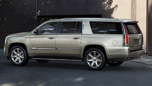 2015 Cadillac Escalade - US Price