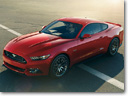 2015 Ford Mustang - Options List