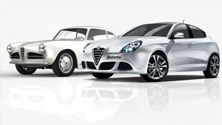 Alfa Romeo Giulietta Celebrates 60th Anniversary