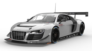 Audi R8 LMS ultra Gets Ready For Nurburgring
