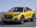 Audi TT Offroad Concept at Beijing Motor Show