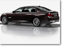 BMW 7-Series F02 Horse Edition for China