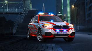 BMW Shows Six Public Service Vehicles At RETTmobil